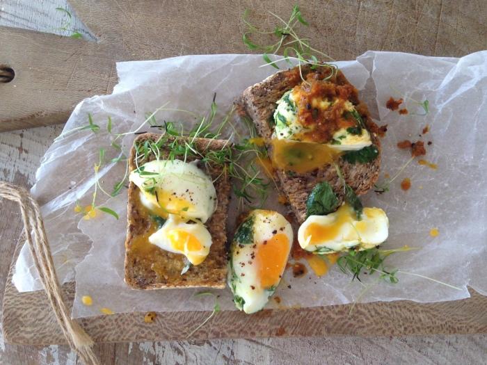 eggs jamie style