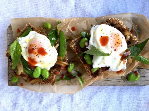 eggs sunny style 2